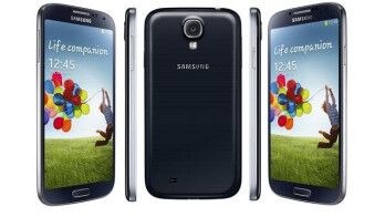 The Samsung Galaxy S4 uses the same old plastic