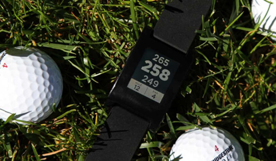 The Pebble smartwatch offers an app that turns it into a golf rangefinder - WSJ says Microsoft sourcing parts for a touch screen watch