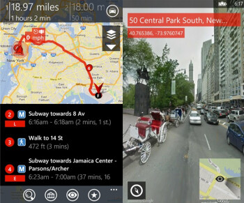 Google Maps client for Windows Phone gMaps Pro graced with enhanced Street View and Driver Mode