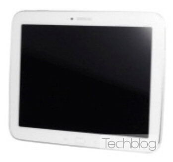 Obscure image of an alleged Samsung Galaxy Tab 3 leaks