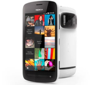 The Nokia 808 Pureview camera will be similar to the one expected on the EOS
