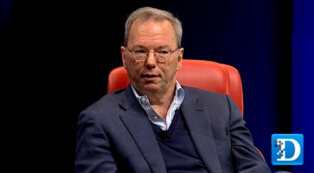 Eric Schmidt says Android will close the billion devices mark towards year-end