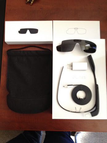 Google Glass gets its first unboxing and video