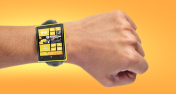 "Microsoft has been working on a ""wrist-worn device"" for a year: 1.5"" screen, removable bands"