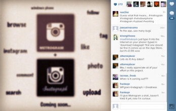 Metrogram will combine functions with Instagraph