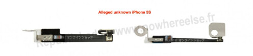 Two new Apple components leak: is this the camera of the new iPhone?