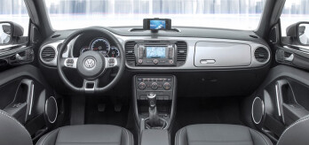Apple's iPhone finds a home with Volkswagen's iBeetle