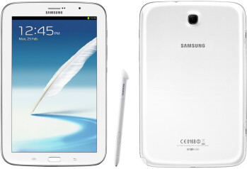 The Samsung Galaxy Note 8.0