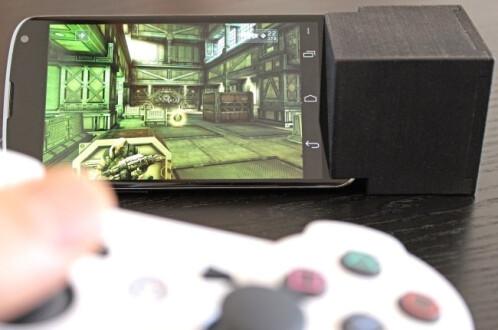 AnDock for Nexus 4