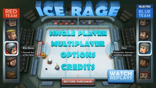 Ice Rage images