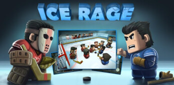 Ice Rage hockey game comes to Android, deathmatch mode and all