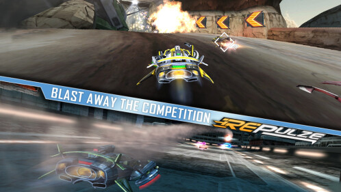 From the developers of Reckless Racing comes Repulze - a futuristic racer for Android and iOS
