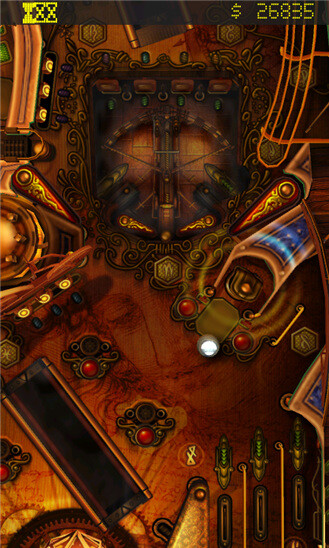 DaVinci Pinball for Windows Phone