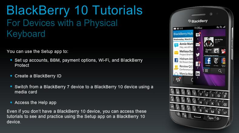 Blackberry q10 manual
