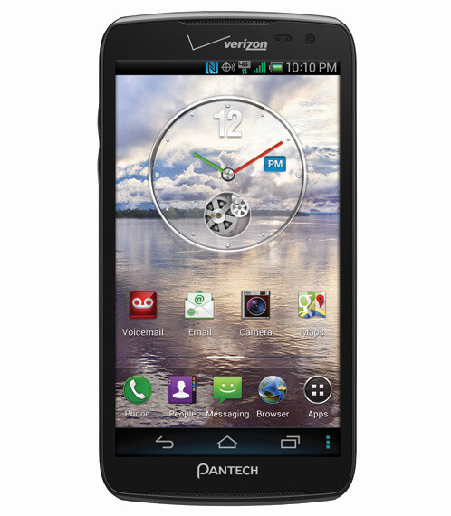 Pantech Perception for Verizon - Verizon announces the Pantech Perception – mid-range Android you can control without touching