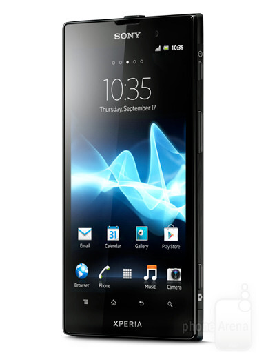 Xperia ion - Sony Xperia S, SL, acro S and ion to start receiving Android 4.1.2 Jelly Bean in May