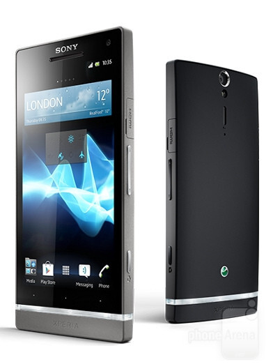 Xperia SL - Sony Xperia S, SL, acro S and ion to start receiving Android 4.1.2 Jelly Bean in May