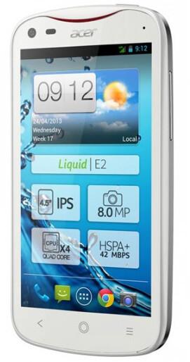 The Acer Liquid E2