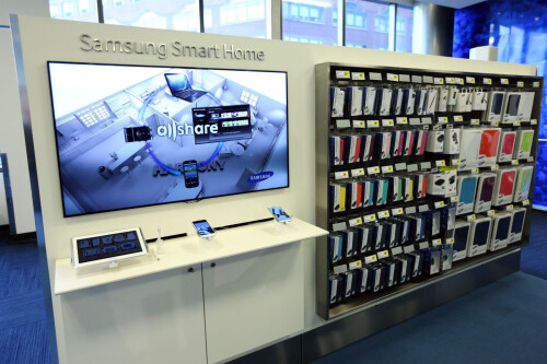 Samsung Experience Shops - Best Buy