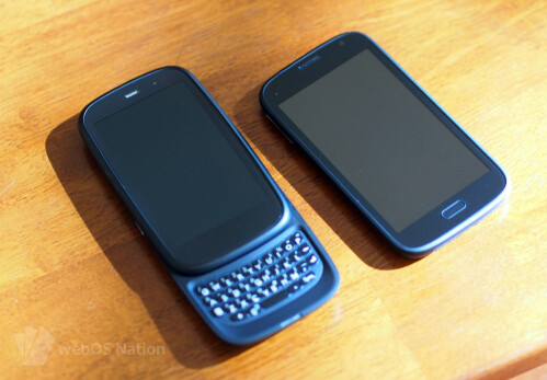 The never-released WinsorNot webOS phone finally comes to light