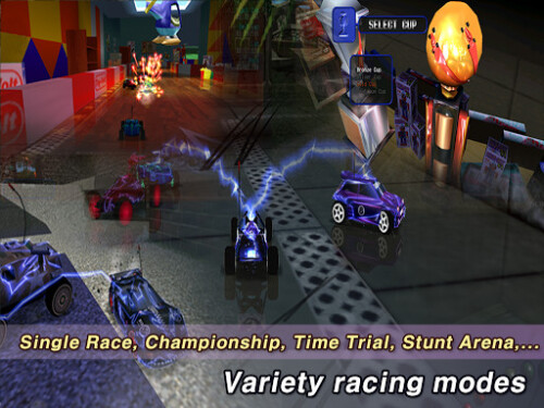 RE-VOLT Classic R/C racing game comes to Android