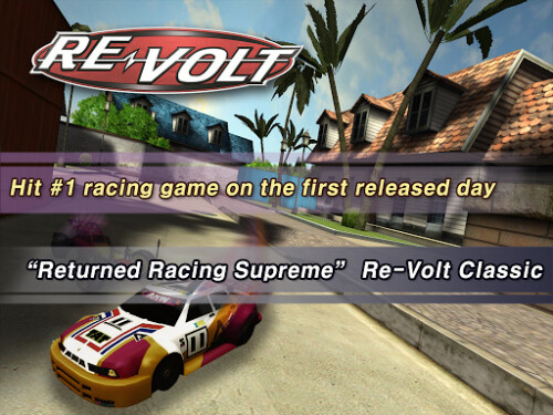 RE-VOLT Classic R/C racing game that you wasted your childhood on ...