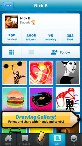 Draw Something 2 for iOS