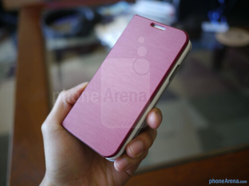 pigen Samsung Galaxy S 4 Slim Wallet Case hands-on