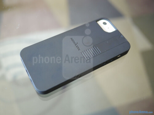 Absolute Technology's LINKASE for iPhone 5 hands-on