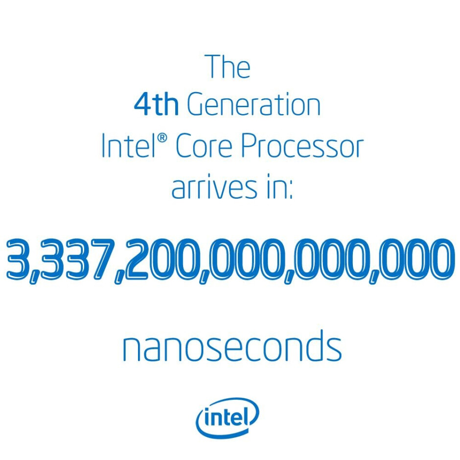 """Intel's 4th generation """"Haswell"""" processor to make formal debut at Computex, June 3rd"""