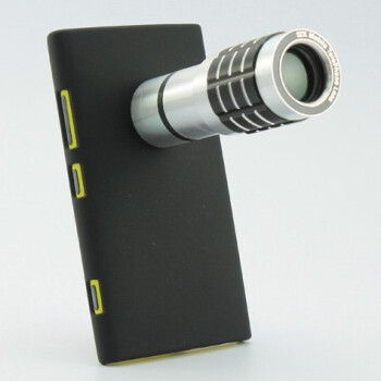 This crazy accessory brings 12x optical zoom to the Nokia Lumia 920