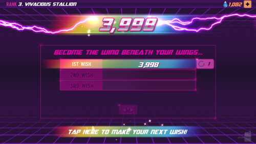 Robot Unicorn Attack 2 hands-on