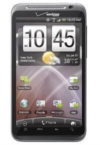 The HTC ThunderBolt