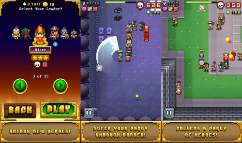 Nimble Quest - Android, iOS - Free