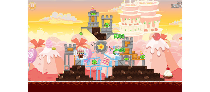 Angry Birds for Windows Phone gets more levels, free for two weeks