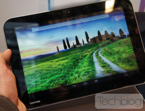 Toshiba AT10LE-A Android tablet