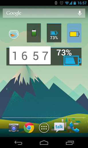 Beautiful Widgets for Android