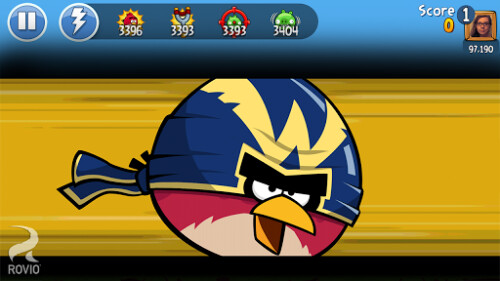 Angry Birds Friends images