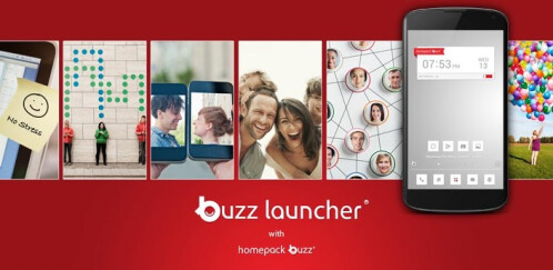 Buzz Launcher - Android - Free