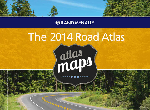 Rand McNally 2014 Road Atlas - iOS - $4.99