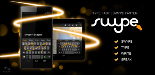Swype - Android - $0.99