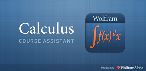 Calculus Course Assistant - Android - $3.99