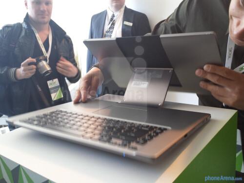 Acer Aspire R7 hands-on