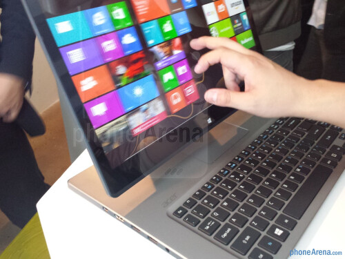 Acer Aspire R7 hands-on