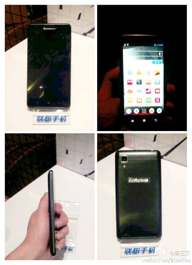Lenovo P780 emerges in China, promoted by NBA star Kobe Bryant