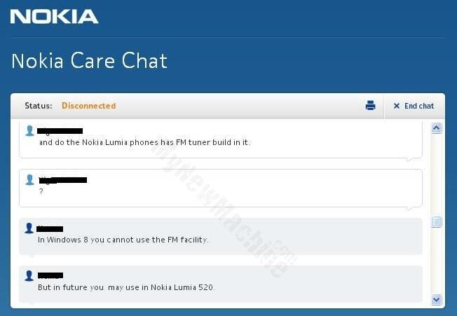 FM Radio is coming to the Nokia Lumia 520 - FM receiver to be activated on the Nokia Lumia 520