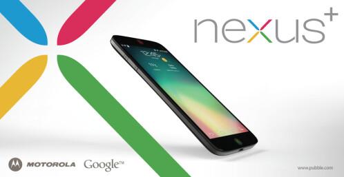 Motorola Nexus+ concept