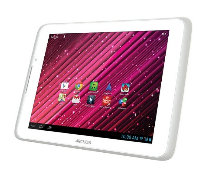 Archos 80 Xenon surfaces in Europe, an affordable iPad mini rival