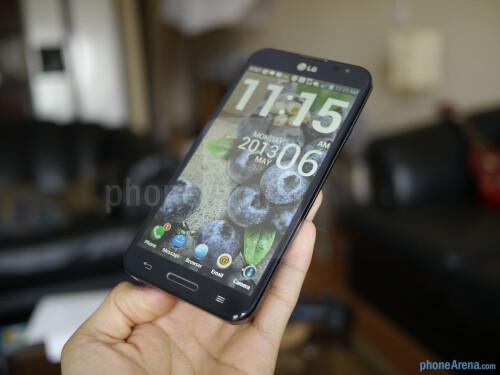 LG Optimus G Pro hands-on