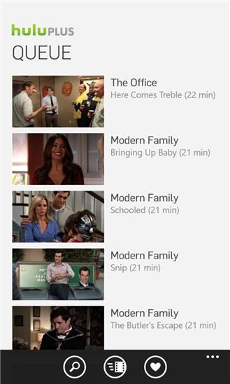 Hulu Plus now available on Windows Phone 8